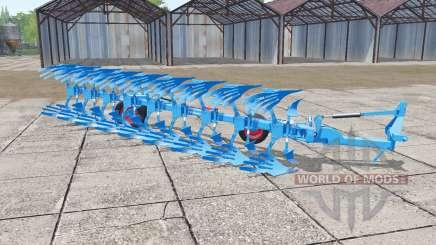 Lemken Diamant 12 для Farming Simulator 2017