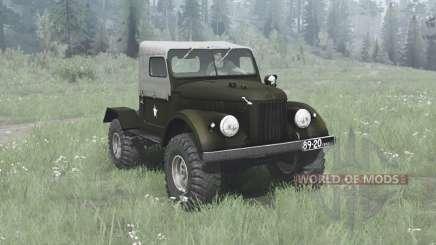 УАЗ 456 1959 для MudRunner