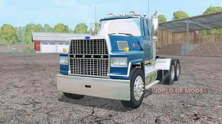 Ford L9000 6x6 для Farming Simulator 2015