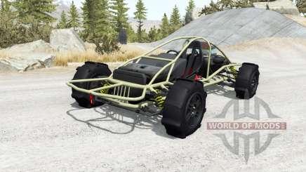 Civetta Bolide Track Toy v3.0 для BeamNG Drive