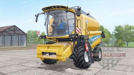 New Holland TC 5060 для Farming Simulator 2017