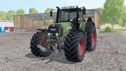 Fendt 820 Vario loader mounting для Farming Simulator 2015
