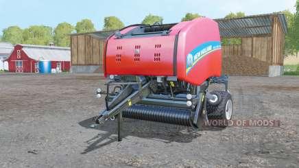 New Holland Roll-Belt 150 American для Farming Simulator 2015