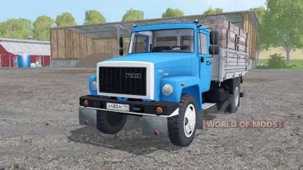 ГАЗ САЗ 35071 2012 для Farming Simulator 2015