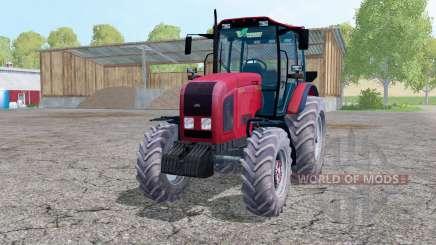 Беларус 2022.3 с анимацией частей для Farming Simulator 2015