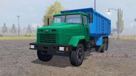 КрАЗ 6130С4 для Farming Simulator 2013