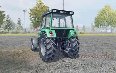 Torpedo TD 90 06 A для Farming Simulator 2013