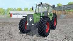 Fendt Favorit 611 LSA Turbomatik loader mounting для Farming Simulator 2015