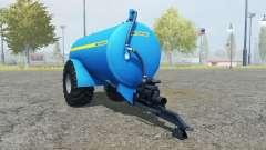 Fleminɠ ST2000 для Farming Simulator 2013