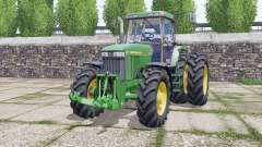 John Deere 7510 для Farming Simulator 2017