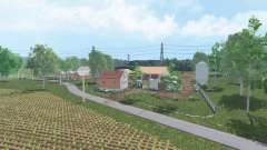 XRD Village для Farming Simulator 2015