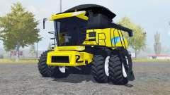 New Holland CR9060 dual front wheels для Farming Simulator 2013