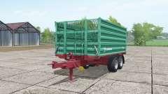 Farmtech TDƘ 900 для Farming Simulator 2017