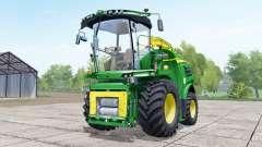 John Deere 8500i для Farming Simulator 2017