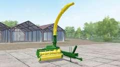 John Deere 3765 для Farming Simulator 2017