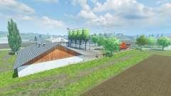 Tannenhof для Farming Simulator 2013