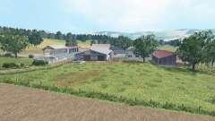 The Old Stream Farm v1.2.1 для Farming Simulator 2015