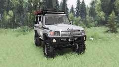 Toyota Land Cruiser 70 (J76) 2007 ICRC для Spin Tires