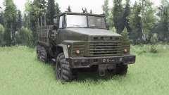 КрАЗ 260 v3.0 для Spin Tires