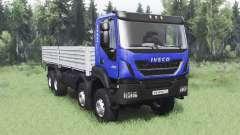 Iveco Trakker 420 8x8 2013 для Spin Tires