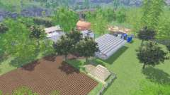 Sunrise Farm для Farming Simulator 2015