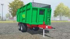 Strautmann Mega-Trans SMK 14-40 multifruit для Farming Simulator 2013