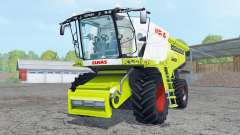 Claas Lexion 780 wheels для Farming Simulator 2015