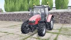 Massey Ferguson 5610 front loader для Farming Simulator 2017