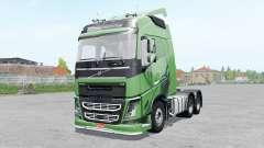 Volvo ƑH 540 для Farming Simulator 2017