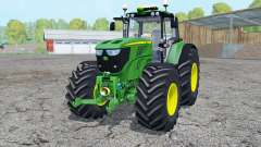 John Deere 6170Ɱ для Farming Simulator 2015
