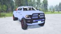 Dodge Ram 3500 Heavy Duty для MudRunner