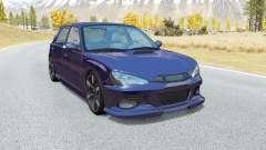 Hirochi Sunburst hatchback v1.14 для BeamNG Drive