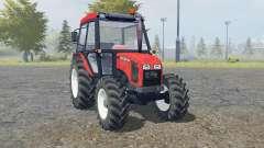 Zetor 5340 front loader для Farming Simulator 2013
