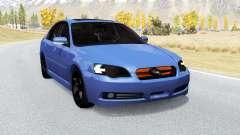 Subaru Legacỿ B4 для BeamNG Drive