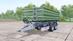 Fliegl TDƘ 160 для Farming Simulator 2017