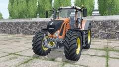 Fendt 939 Vario fog light для Farming Simulator 2017