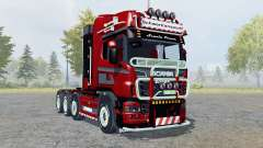 Scania R560 8x8 Topline Heavy Duty для Farming Simulator 2013