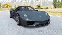 Porsche 918 Spyder 2014 для BeamNG Drive