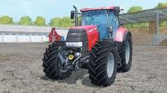 Case IH Puma 160 CVX new wheels для Farming Simulator 2015