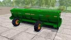 Stara Bruttus 12000 для Farming Simulator 2017