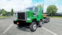 Kenworth C500 10x6 2001 для Euro Truck Simulator 2