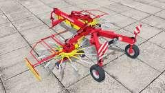 Pottinger EuroTop 651 A для Farming Simulator 2017