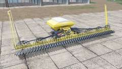 Lemken Solitair 12 potato planter для Farming Simulator 2017