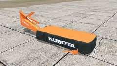 Kubota DM2024 для Farming Simulator 2017
