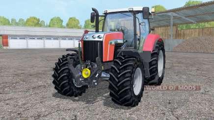 Versatile 305 loader mounting для Farming Simulator 2015