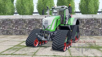 Fendt 933 Vario crawler modules для Farming Simulator 2017
