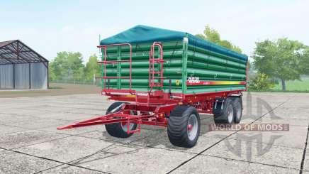 Metaltech DB 21 wheels selection для Farming Simulator 2017