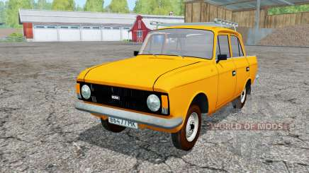 Москвич-412ИЭ-028 для Farming Simulator 2015