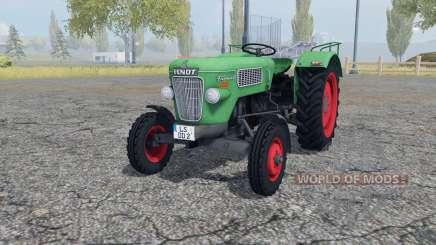 Fendt Farmer 2D 1961 для Farming Simulator 2013