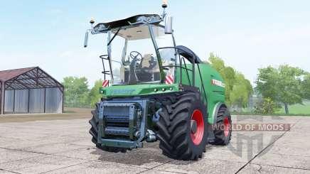 Fendt Katana 85 wheels selection для Farming Simulator 2017